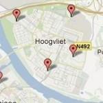 Glashandel Hoogvliet