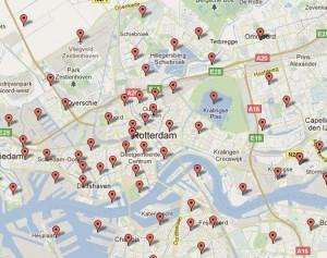 Glashandel Rotterdam Overschie