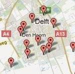 Glashandel Delft
